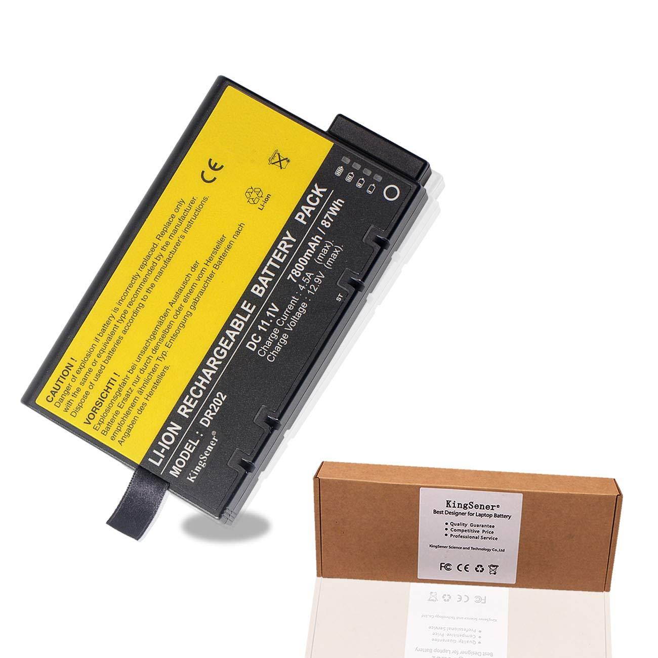 Bateria DR202 para Getac BP-LP2900 33-01PI BP-LC2600 32-01PI