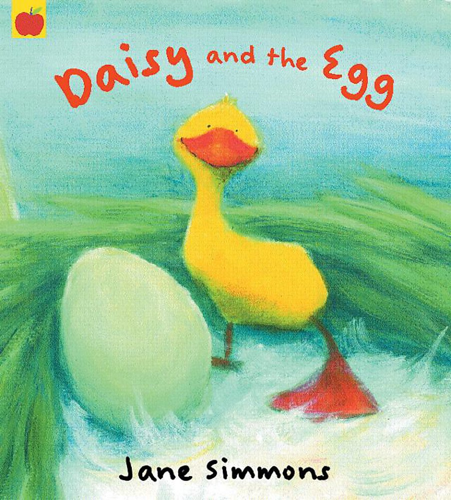 Daisy And The Egg PDF