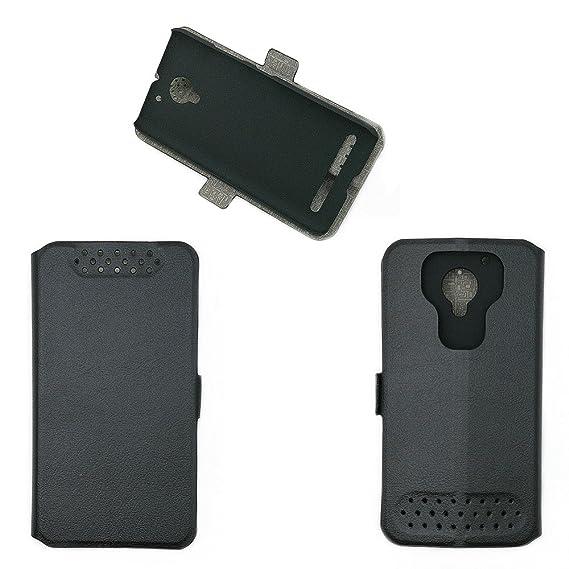 outlet store 1d827 c70fc Amazon.com: Case for Lenovo C2 K10a40 / Vibe C2 Case Cover Black ...