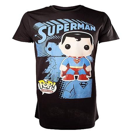 Bioworld Merchandising - Superman T-shirt Grapic Art (m)