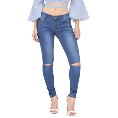 Simply Chic Outlet Womens Jeans Soft Stretch Denim: Amazon