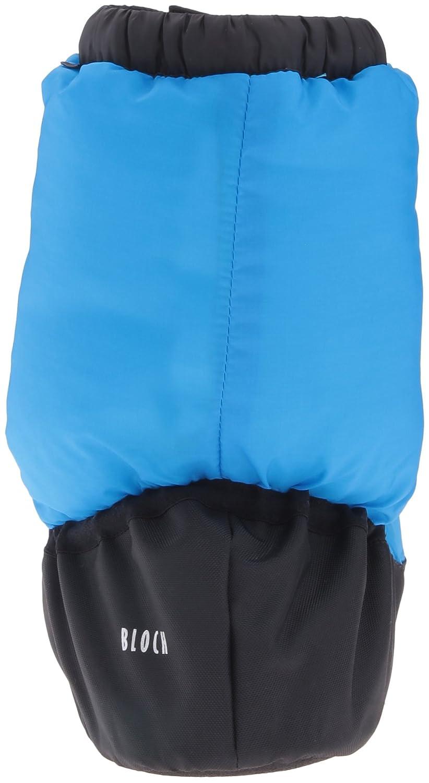 Bloch Warm Up Bootie, Unisex-Erwachsene Stiefel Blau Fluro Fluro Blau fdb4b6