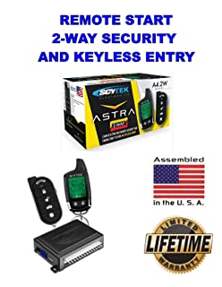 Amazon.com: Viper Responder 350 2-Way Security System 3305V ...