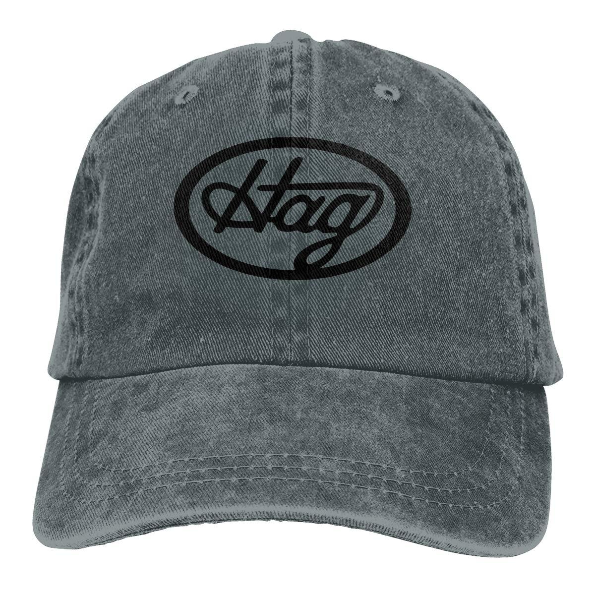 DIY Merle Haggard Custom Fashion Baseball Hatblack