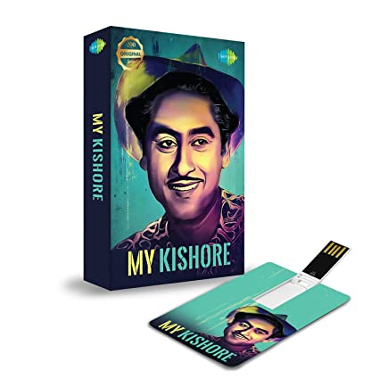 Buy Music Card My Kishore 320 Kbps Mp3 Audio Online At Low Prices