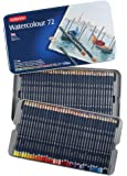 DERWENT Watercolour Pencils Tin (Set of 72)