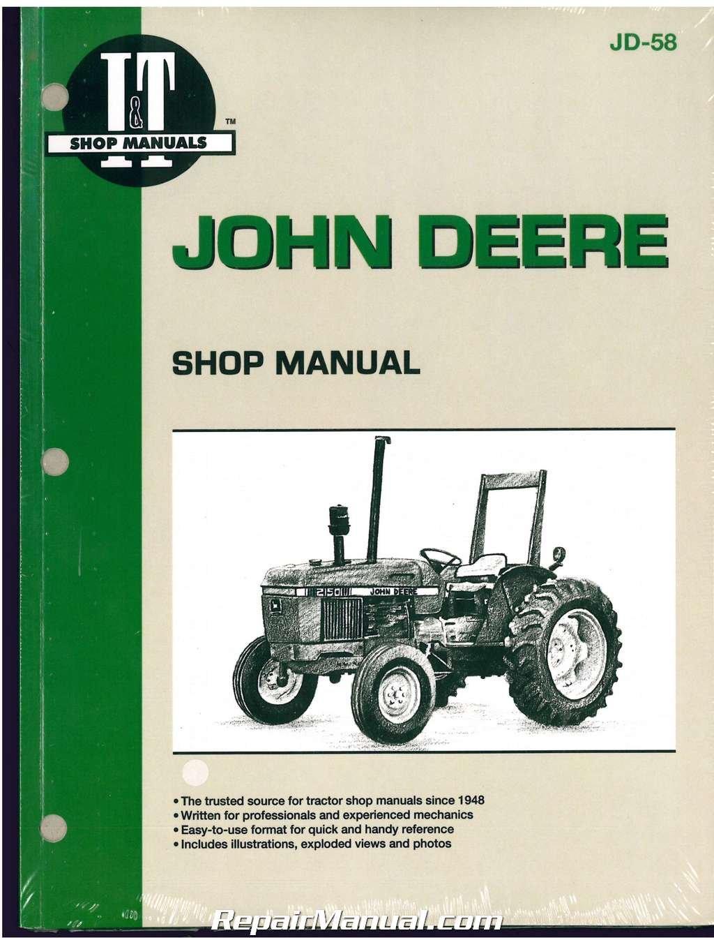 John Deere 2550 Wiring Diagram Library Kubota 2555 Tractor Workshop Manual Manufacturer Amazon