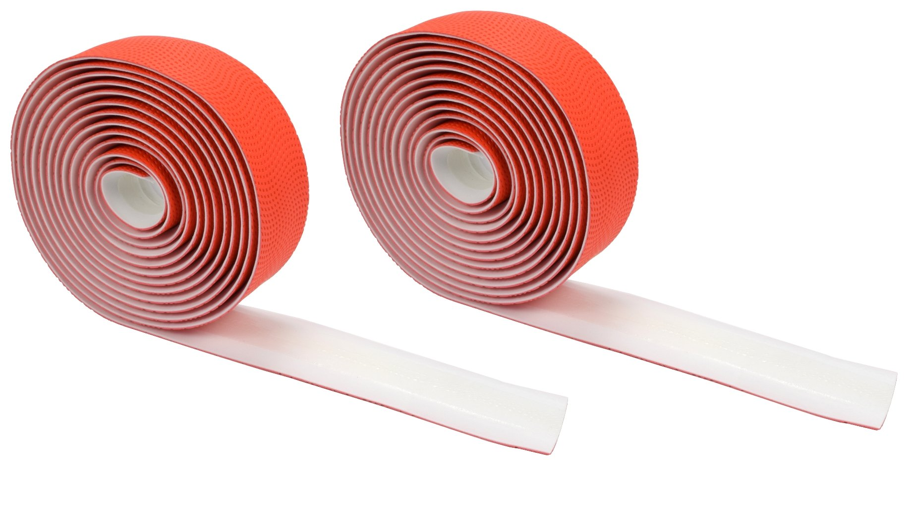 Domain Cycling EXTRA LONG Gel Bicycle Handlebar Bar Tape Wrap for Road Bikes and Cycling (Red) by Domain Cycling
