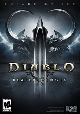 Diablo III: Reaper of Souls - PC/Mac [Digital Code] [Online Game Code]
