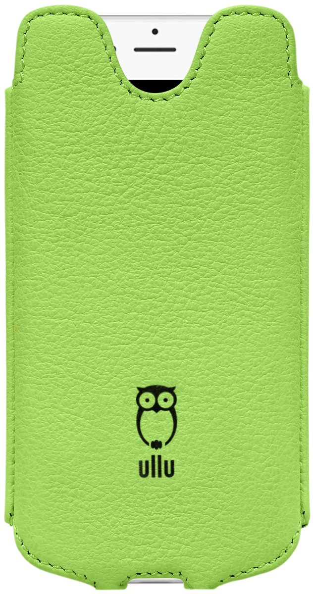 ullu Sleeve for iPhone 8 Plus/ 7 Plus - Lime Green UDUO7PPL05