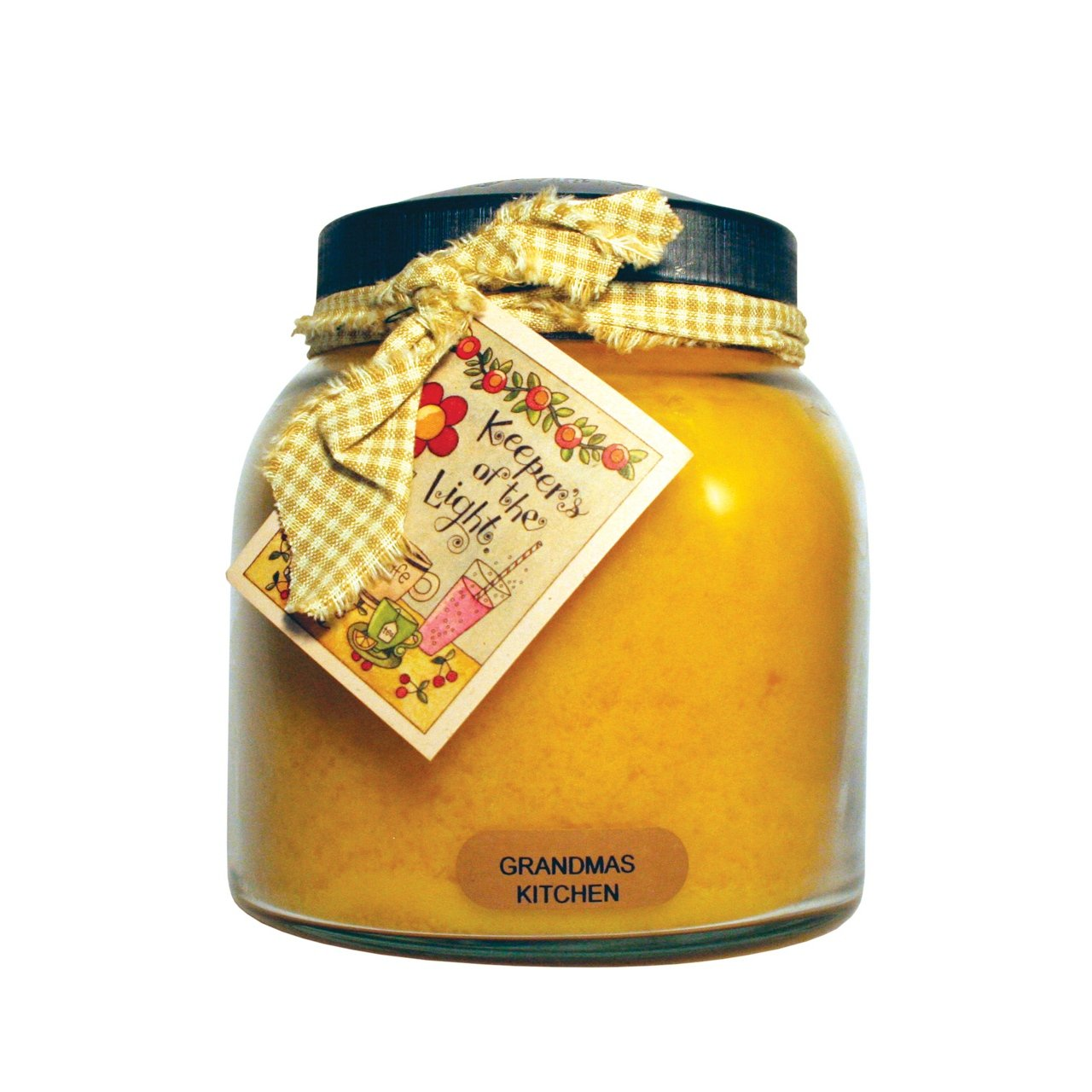 A Cheerful Giver A Grandma's Kitchen 34 oz. Papa Jar Candle, 34oz