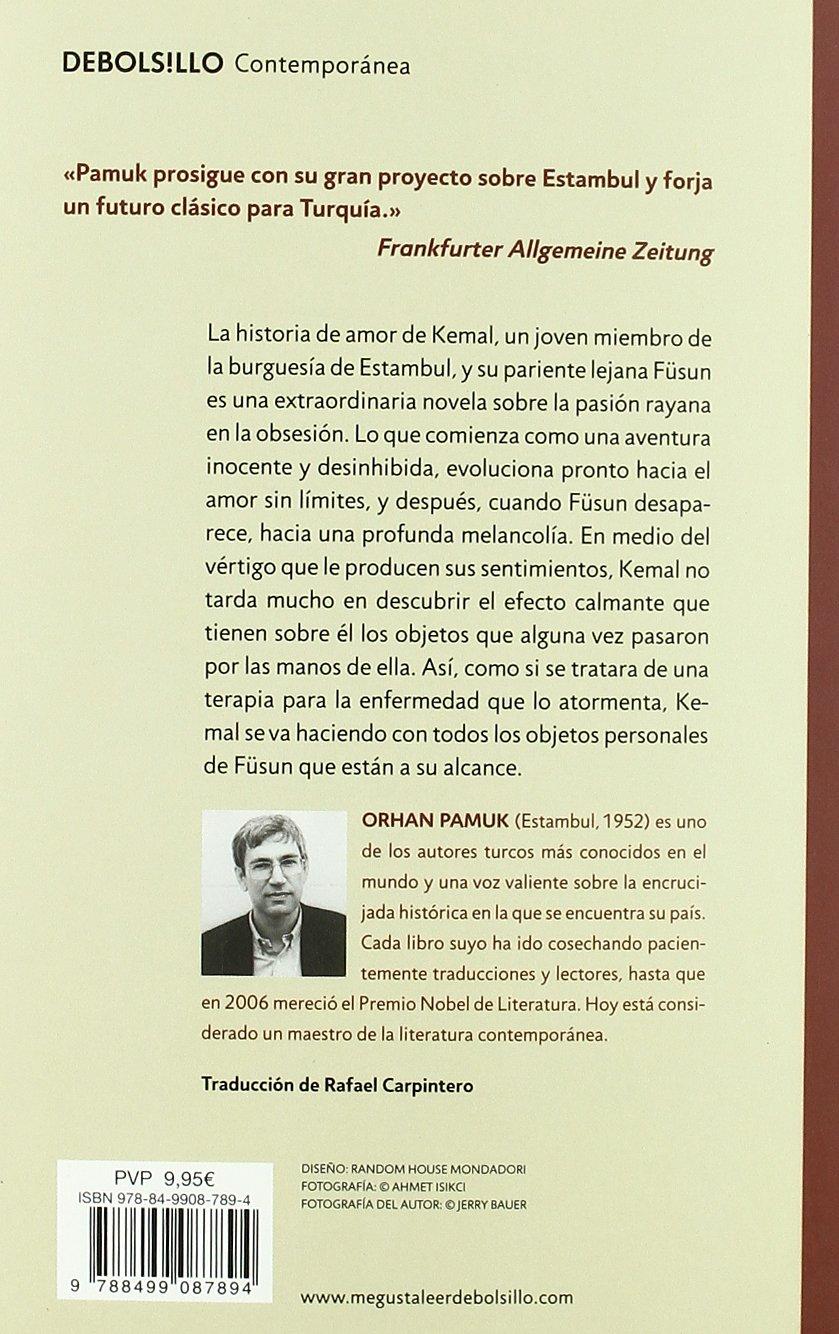 El Museo De La Inocencia Contemporanea Amazones Orhan