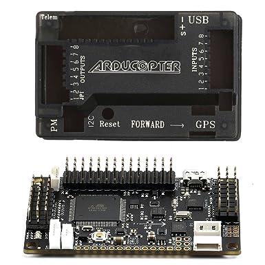 Foxnovo APM2 6 APM Flight Controller Board with Side-Pin