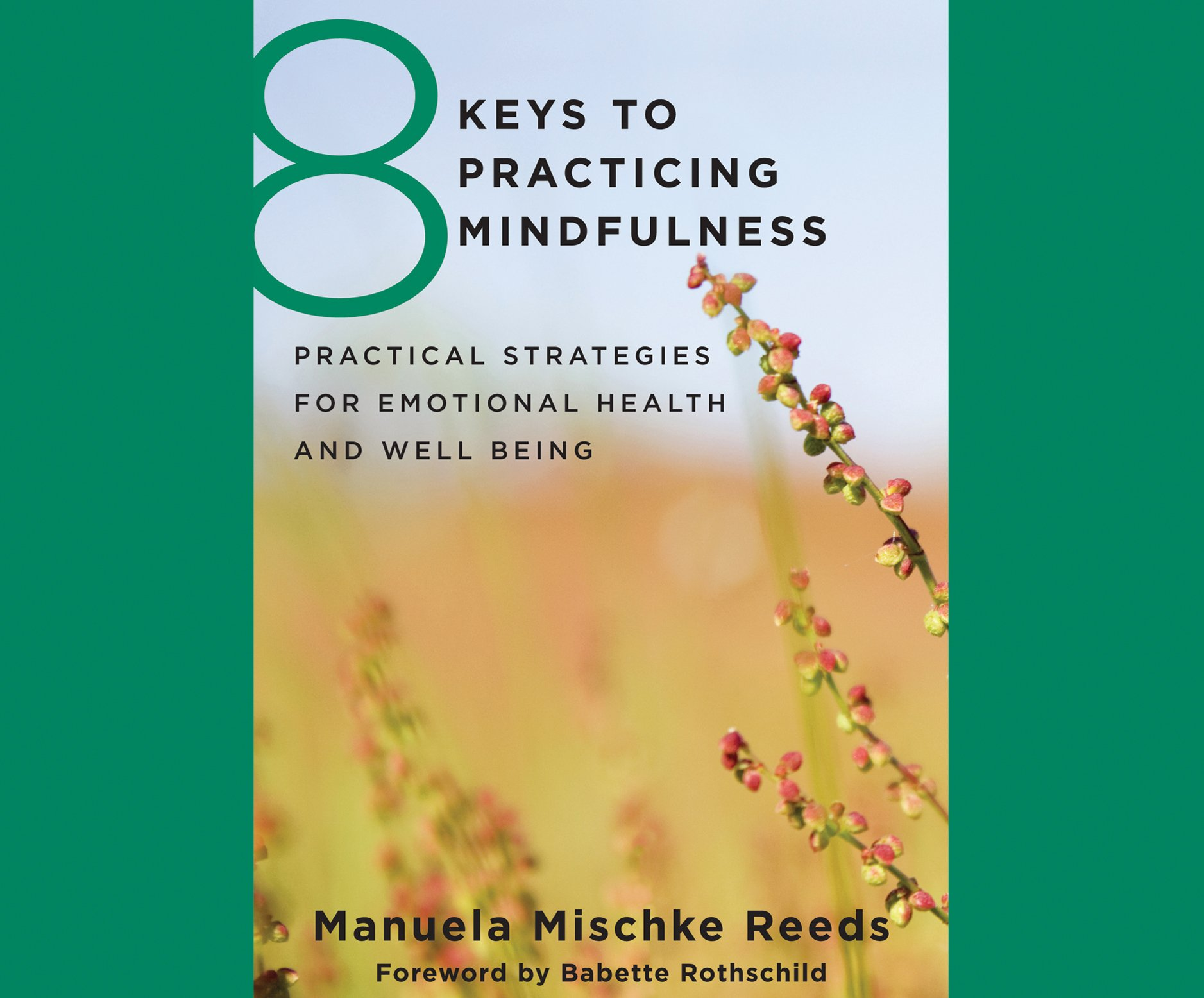 Download 8 Keys to Practicing Mindfulness: Practical Strategies for Emotional Health and Well-Being pdf