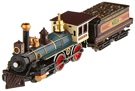 Bachmann 4-4-0 American Locomotive And Tender - Union Pacific #119 -