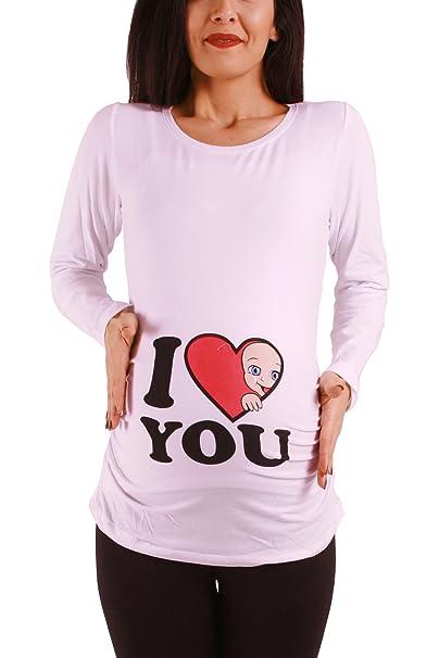 camiseta PREMAMA amor