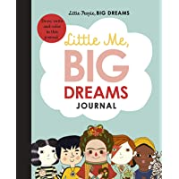 Little Me, Big Dreams Journal: Draw, write and colour this journal: 39
