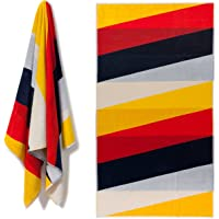 Luxury Cotton Velour Beach Towel