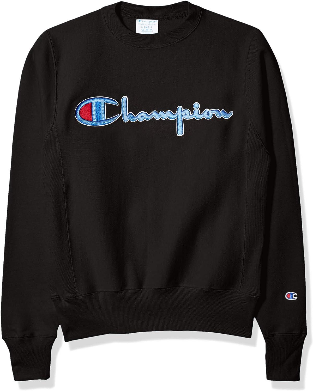 Champion LIFE mensGF70Reverse Weave Sweatshirt Long Sleeve Sweatshirt