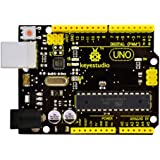 Keyestudio UNO R3 ATmega328P Development Board with USB Cable Compatible With Arduino UNO R3
