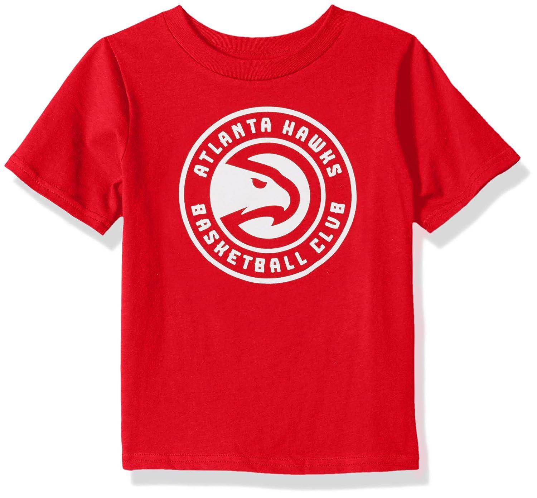 Outerstuff Boys Primary Logo Short Sleeve Basic Tee
