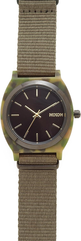 Nixon Unisex el Tiempo Teller Acetato X la Mash Up Collection