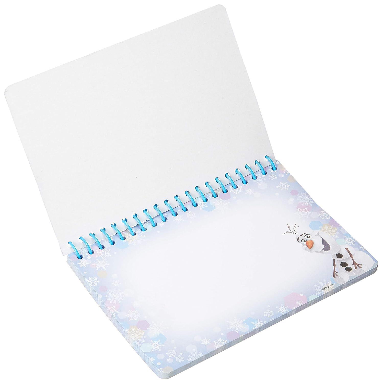 Disney Frozen Snowman Olaf Autograph Book Note Pad