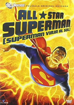 All Star Superman (Superman Viaja Al Sol) [DVD]: Amazon.es ...