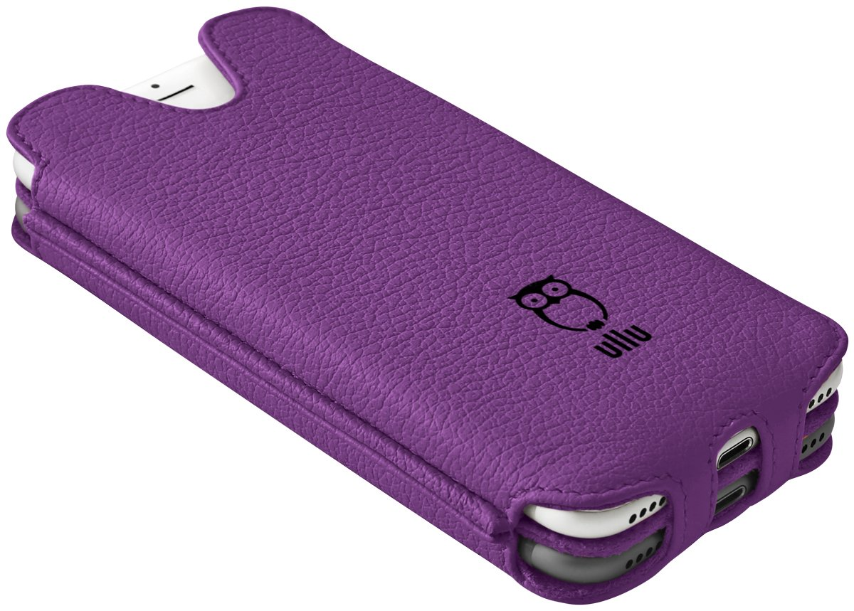 ullu Sleeve for iPhone 8/ 7 - Purple Haze Purple UDUO7PL03 by ullu (Image #2)