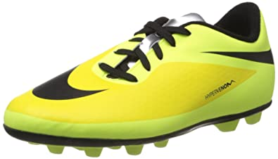 Nike Kids Jr Hypervenom Phade FG-R Soccer Cleat (1 M US Little Kid