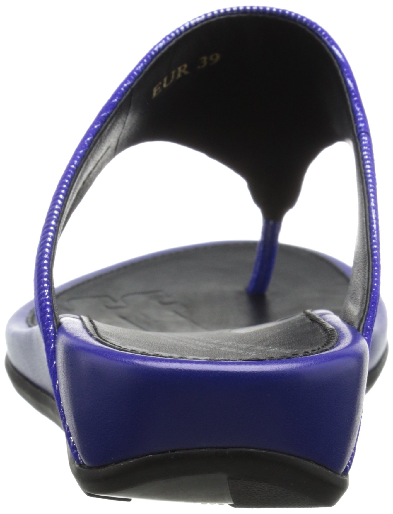 FitFlop Women's Banda Opul Flip Flop, Mazarin Blue, 7 M US by FitFlop (Image #2)