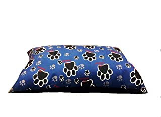Extra Large Cover Only, Blue Bone AmigoZone Large and Extra Large Pet Dog Bed Zipped Removable /& Washable Complete Bed Or Cover Only