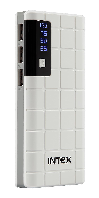 Intex IT-PB 10K 10000mAH Power Bank (White)