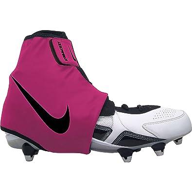 Nike Str8 Jacket Pink/Black Football Ankle Brace, LG