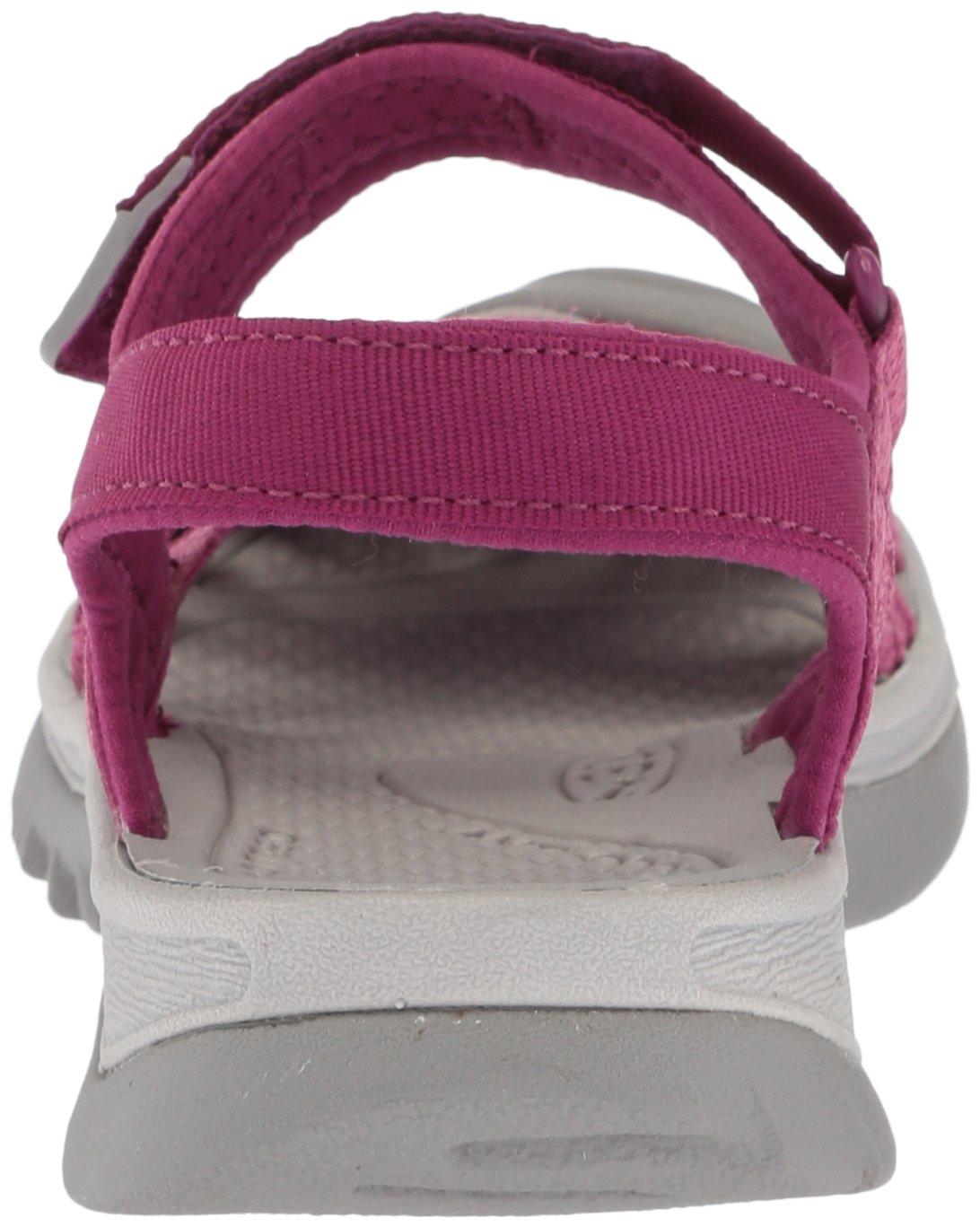 KEEN Women's Rose Sandal B06ZYHF9RJ 10 B(M) US|Boysenberry/Red Violet