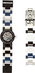 Lego Kids Analogue Quartz Watch with Plastic Strap 8021025