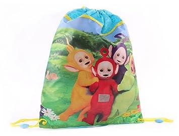 Teletubbies Gym Drawstring Bag 42764f5193