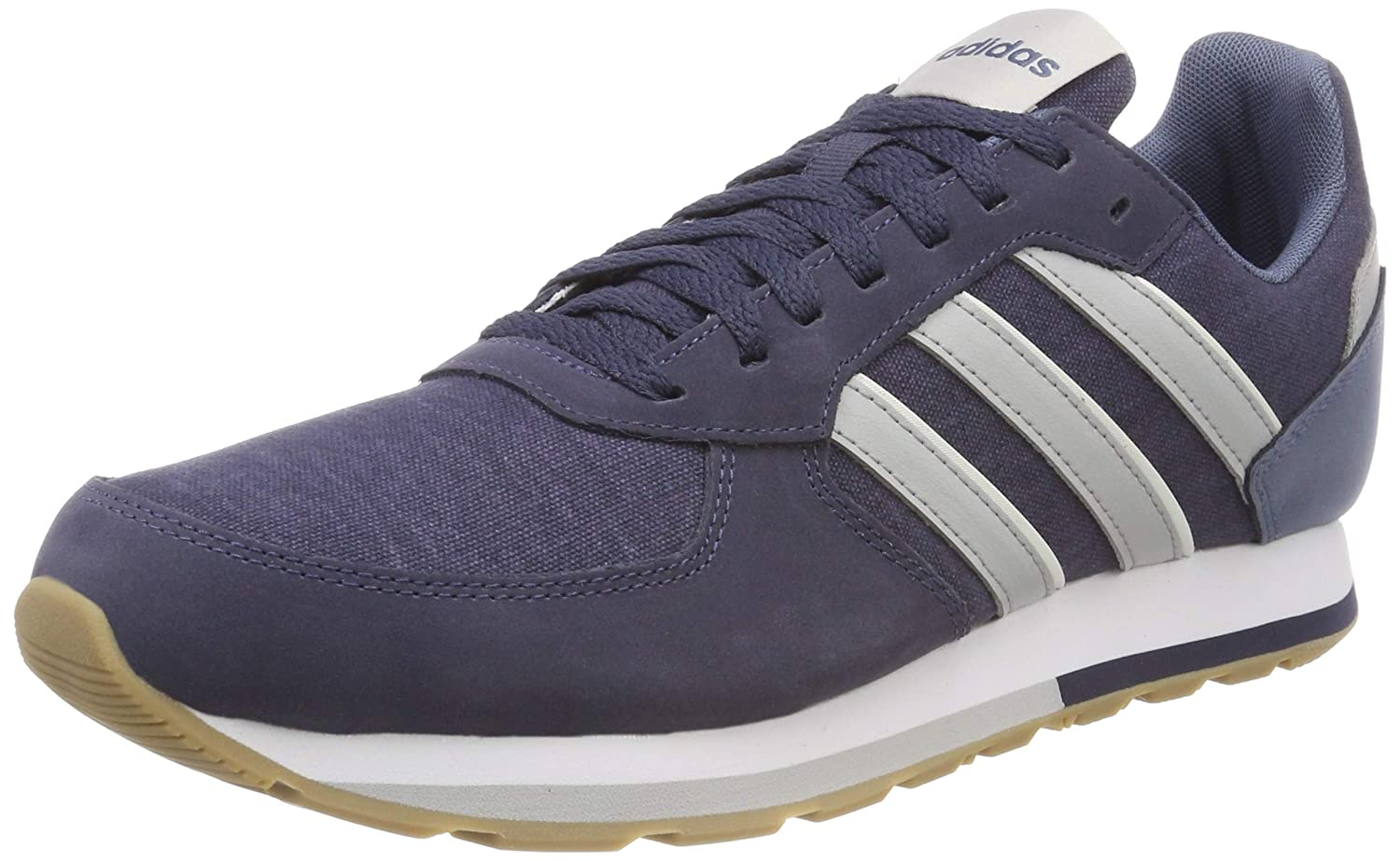 size 40 5045f ae731 adidas Mens 8k Gymnastics Shoes, (Trace Blue F17Grey Two F17Tech Ink), 6  UK Amazon.co.uk Shoes  Bags