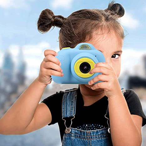 eSynic Cámaras de Fotos para Niños con Tarjeta 32G 8MP ...