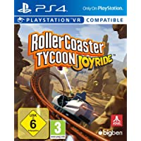 Roller Coaster Tycoon Joyride PS4 VR