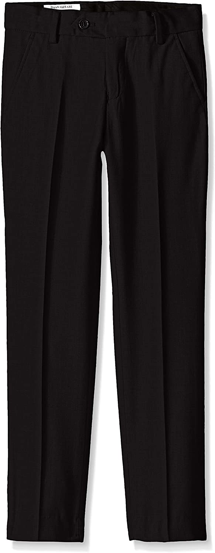 Isaac Mizrahi Boys Wool Blend Slim Pant