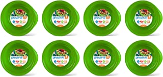 product image for Preserve Everyday BPA Free 16 Ounce Bowls Made from Recycled Plastic in the USA, Bulk Set of 32, Apple Green