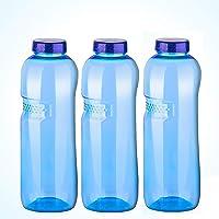 Drinkfles 3 x 1 L waterfles Tritan zonder bisfenol A (BPA vrij)