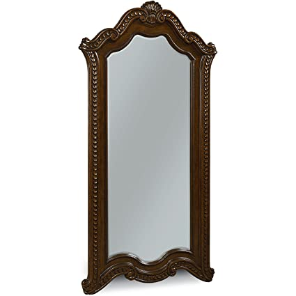 Amazon.com: Legacy Classic Pemberleigh Floor Mirror - Brandy ...
