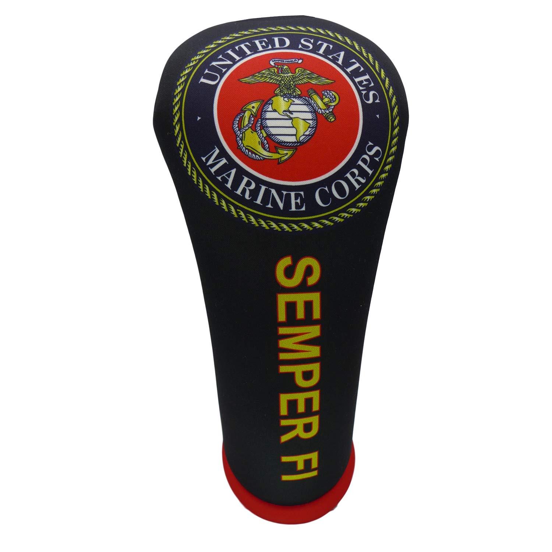 【値下げ】 BeejoのUnited States 16 Marine Corps USMCゴルフクラブヘッドカバーと16 by