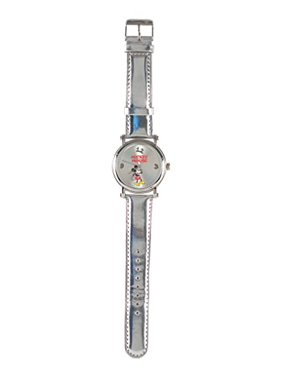 Amazon.com : Reloj Mickey Disney Surprise en caja Adulto : Office Products