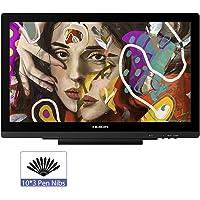 Huion KAMVAS GT-191 V2 Tableta gráfica con Pantalla Batería Dibujo Libre Monitor de Dibujo Tableta 8192 Sensibilidad a la presión para Windows Mac