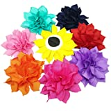 PET SHOW Dog Charms Flower Collar Accessories for