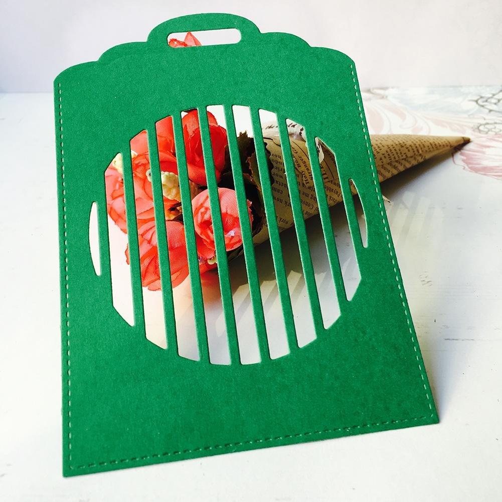 Photo Domybest DIY Plantillas de troqueles de corte de metal para Scrapbooking