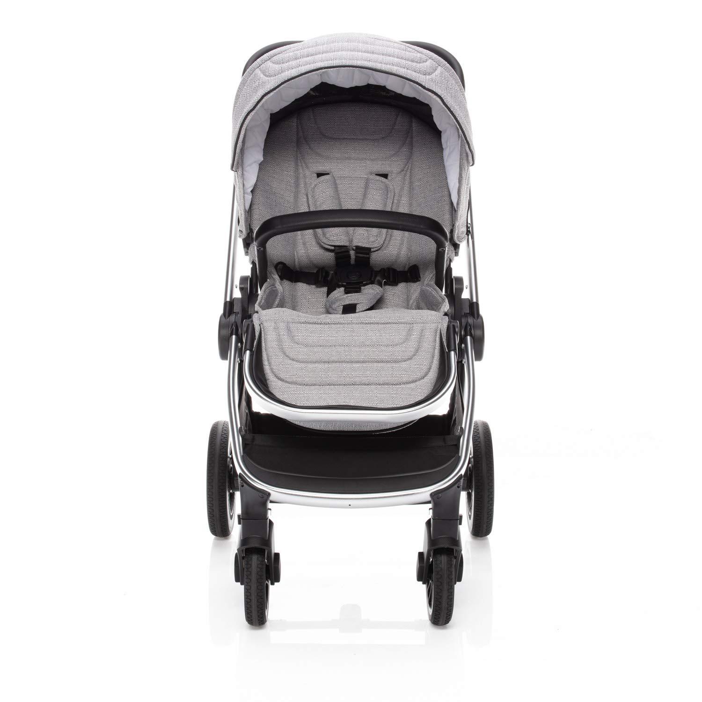 ZOPA Kinderwagen Buggy Kindersportwagen Sportwagen MOVE Night Black//Silver